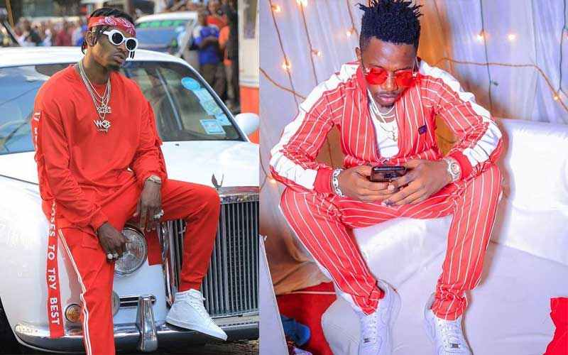 Rayvanny to leave Wasafi and start own record label, Diamond confirms