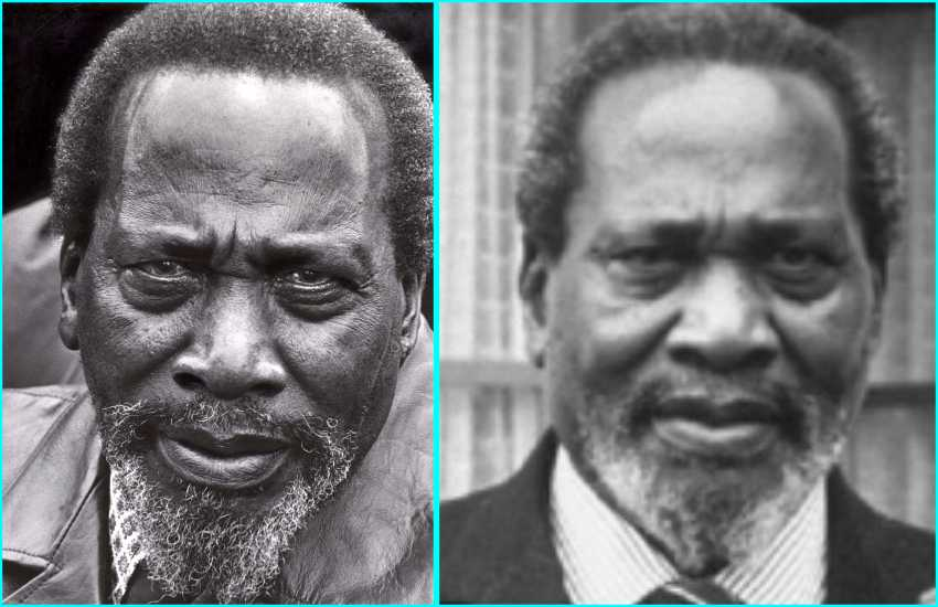 Real reason why Jomo Kenyatta grew a beard