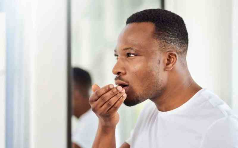 Reasons why your breath smells bad and what to do about it