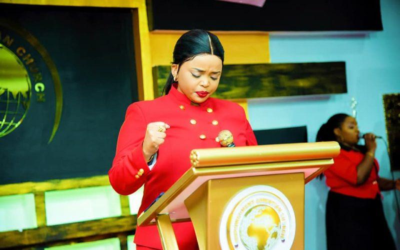 Rev Lucy Natasha responds to allegations of cultism