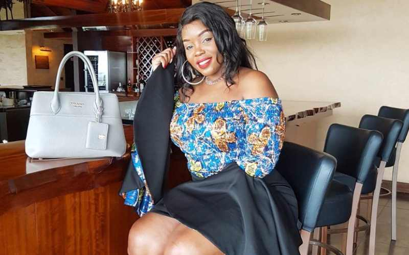 Risper Faith's advice to netizens on how to maintain long lasting relationships