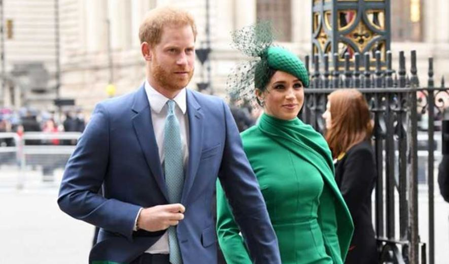 Royal Family's decision that led to Meghan Markle and Harry's dramatic exit