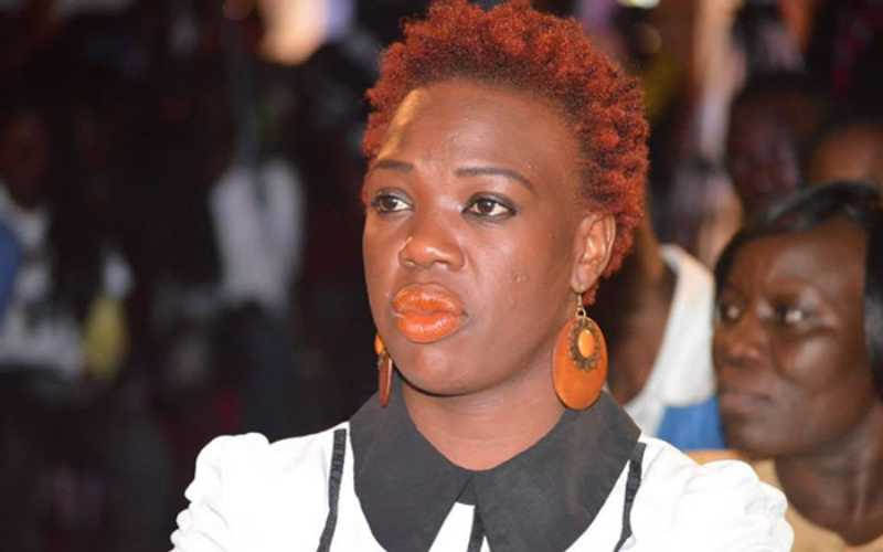 Ruth Matete opens up on pregnancy complication that forced her to deliver earlier than expected