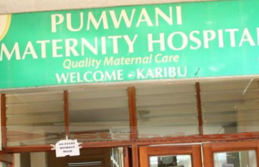 Security firm suspended after mother delivers outside Pumwani