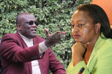 Senator Muthama to Anne Waiguru: Be proud you're 'honey coated with sugar'