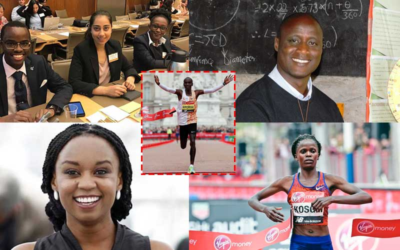 Seven personalities who have put Kenya on the world map