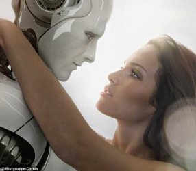 Sex robots could be 'biggest trend of 2016' as more lonely humans seek mechanical companions