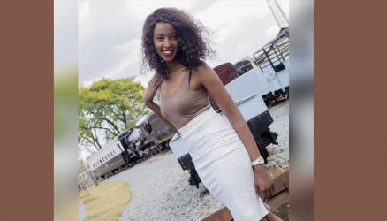 Radio presenter Sheila Kwamboka's major transformation