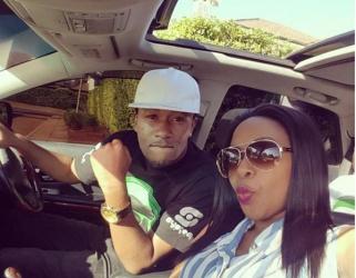 """Siku hizi namwekea maji kwa bafu""- Size 8 opens up on being a wife to DJ Mo"