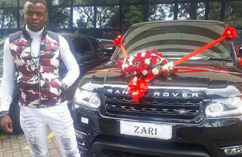 Ringtone clarifies why he strongly sought Zari Hassan in 2018