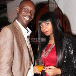 Singer Sugar and Phoenix CEO Brian Okemo wedding finally here