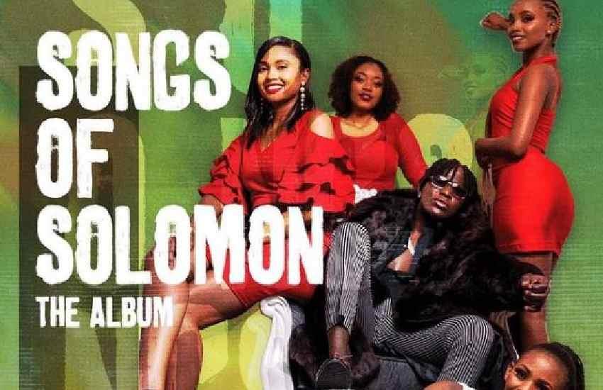 Singer Willy Paul set to release 'Songs of Solomon' album