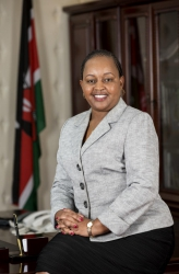 I will not quit because people want me to - Cabinet Secretary Ann Waiguru