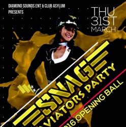 Snag Aviators party takes off at Club Asylum tomorrow