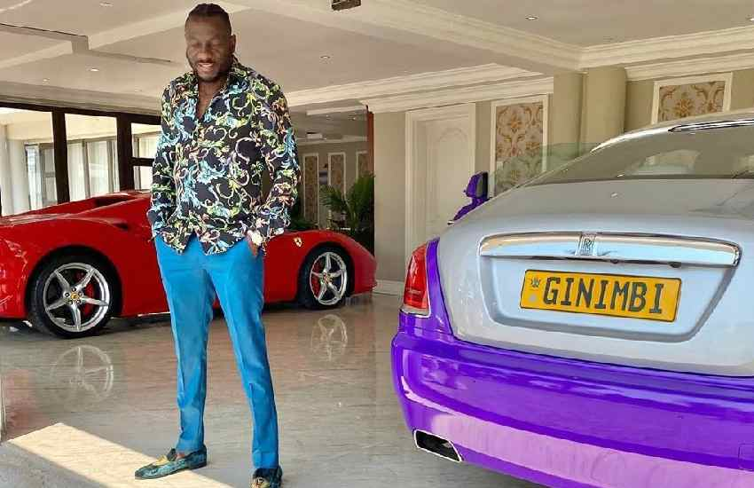 Fraud charges against Ginimbi dropped, estate to recover impounded cars