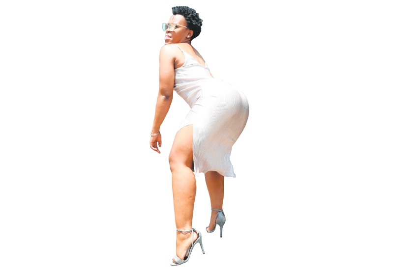 Stop saying you are tired of my body because it works for me - socialite Wabantu