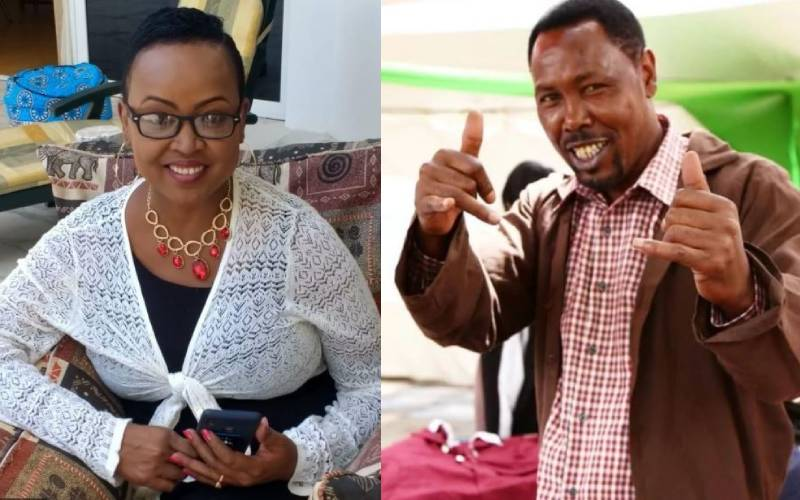 Style up, you are disappointing many people - Miss Morgan tells Omosh