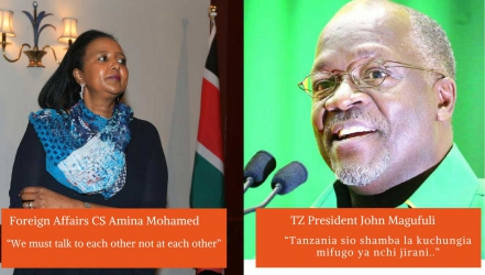 Tanzania sio shamba la kuchungia mifugo: Tiff as Kenyans and Tanzanians feud over auction of Kenyan cows