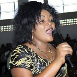 Tanzanian gospel singer Bahati Bukuku depressed following mother's death