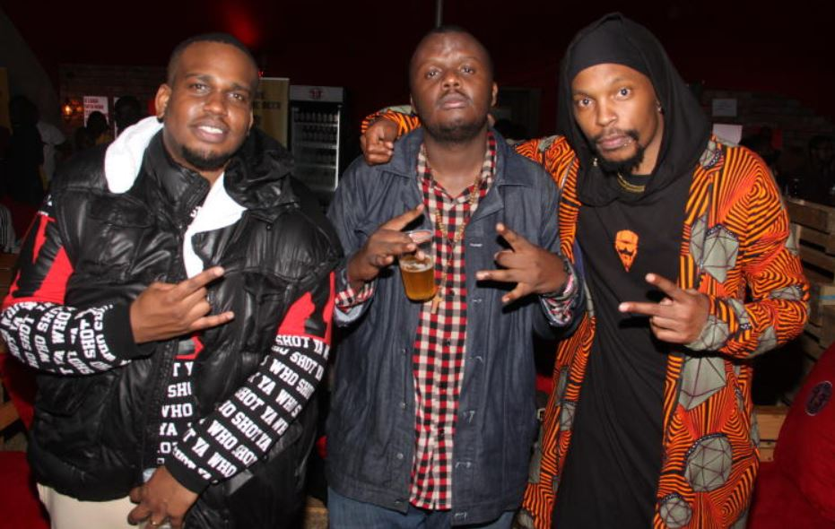 The curse of Kenyan music groups