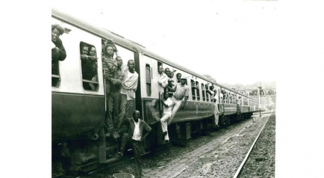The old train was better than 'Onyango Twende Choo'