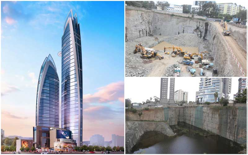 The Pinnacle Tower: Why dream of constructing Africa's tallest building in Kenya failed