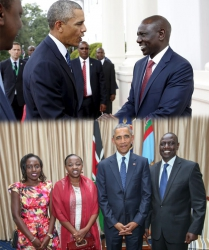 They humiliated DP William Ruto during Obama visit — Rift Valley MPs