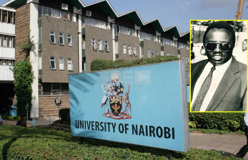 David Mwiraria: Math wizard was first MA graduate at UoN