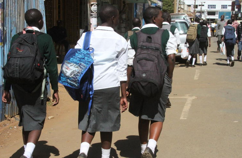 A letter to all Form Four leavers: Out here life 'ni shamba la mawe!'
