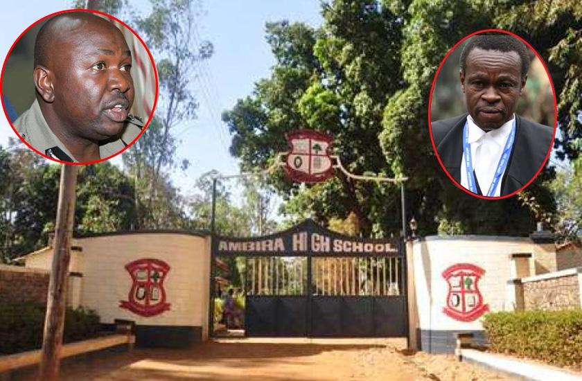 Ambira High: Where PLO, Charles Owino knew spirit of 'Mombimba'