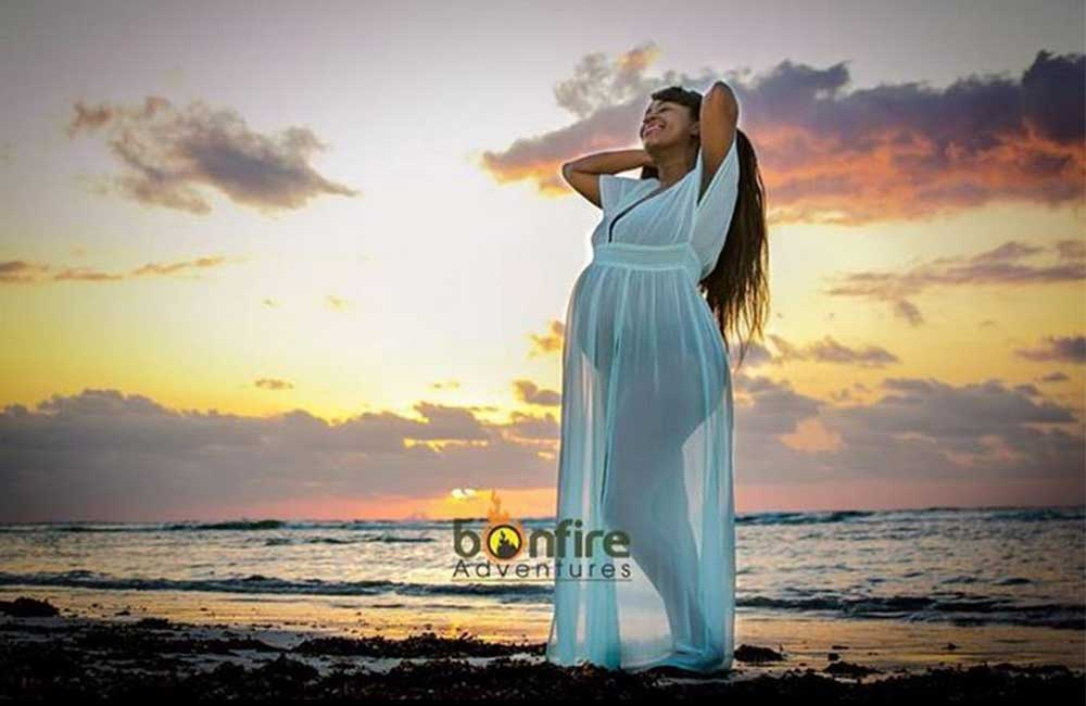 Baby bump photos: Lillian Muli sets internet on fire with sexy pregnancy photoshoot