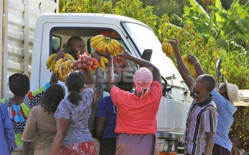 Beware: Vendors using dangerous chemicals to ripen fruits