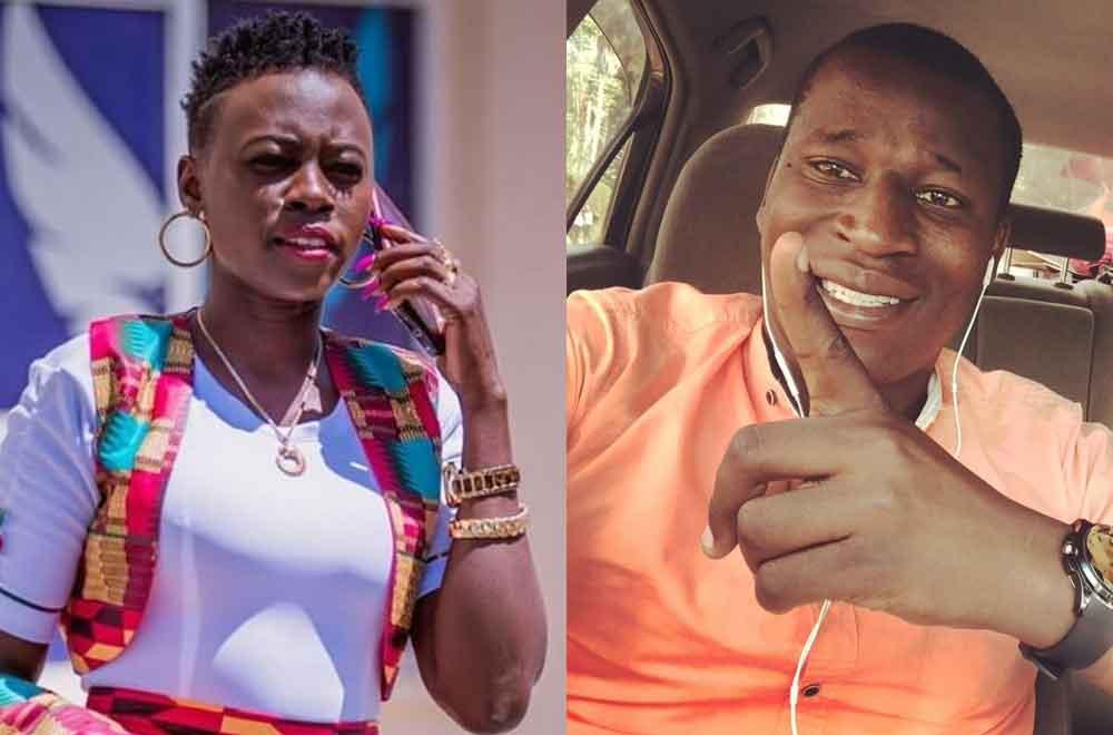 Blogger Cyprian Nyakundi- Akothee murky online fights soars