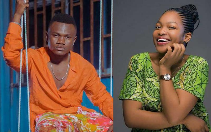 Bongo star Mbosso mourns his baby mama