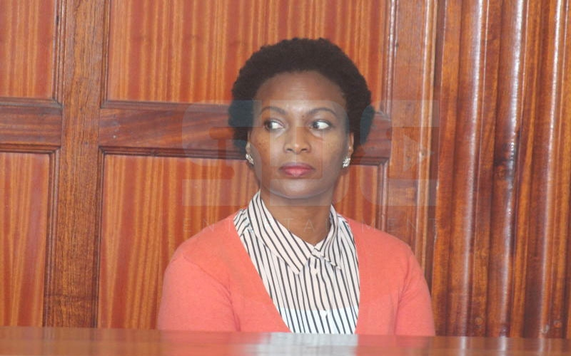 Cohen's widow Sarah Wairimu pleads for access to car, clothes