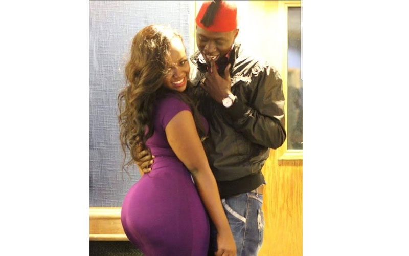 Comedian Obinna declares his love for Vera Sidika
