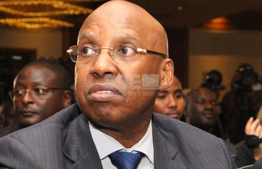 DPP appeals release of seven firearms confiscated from Wanjigi