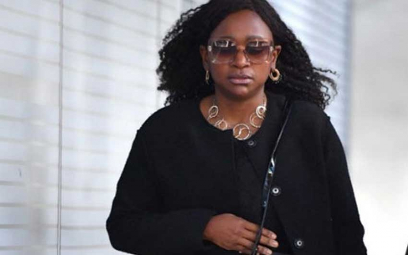 Esther Arunga sentenced for 10 months