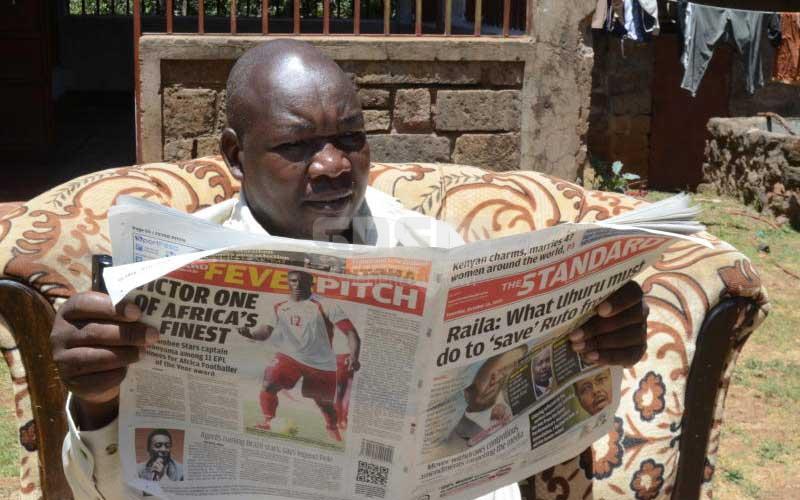 Former Bomachoge MP Nyang'wara dies of kidney failure