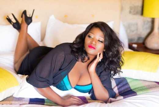 Former Miss Kenya: He loves me despite adding a few more kilos
