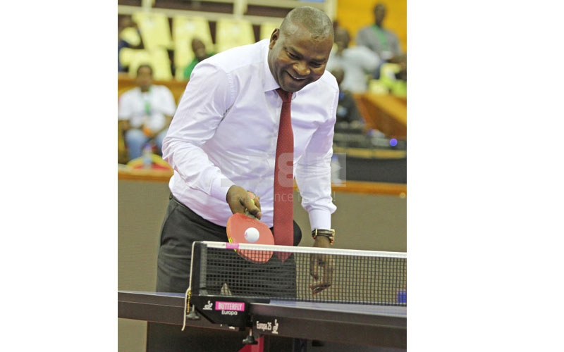 Four reasons why Sports CS Echesa scores a strong D+ in office