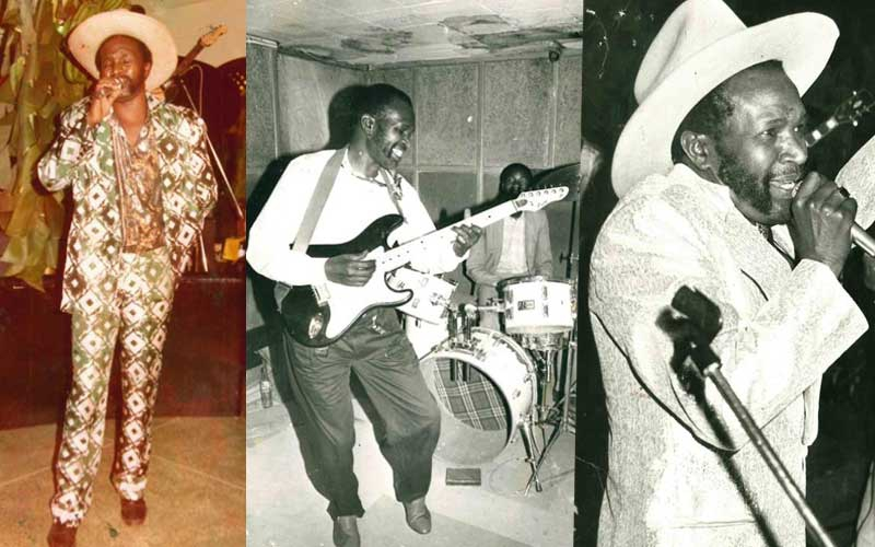 From darkness to light: The untold journey of musical legend Joseph Kamaru