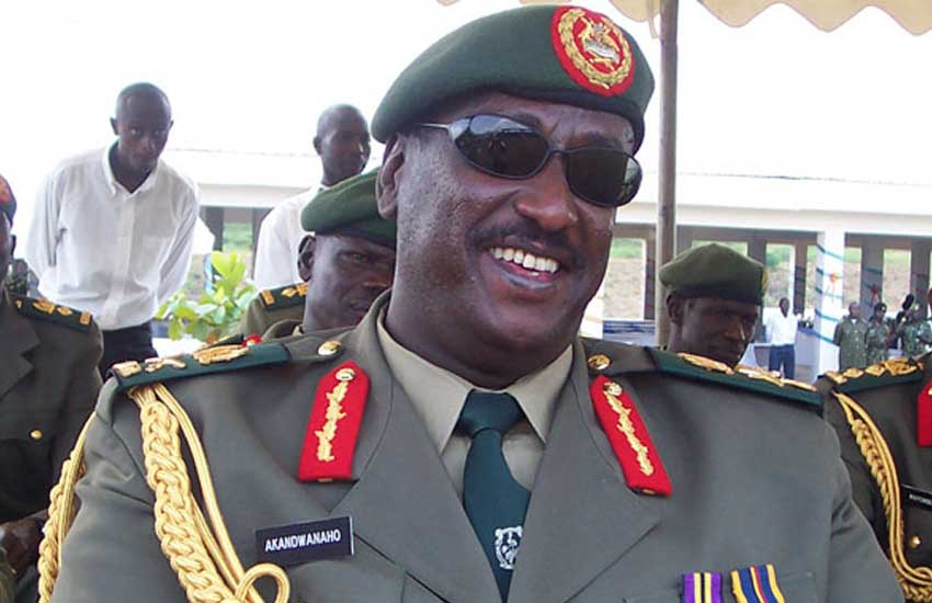 General Salim Saleh's errand boys: How bandits control Uganda's security