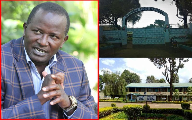 Githumu Boys: Where Jamleck Kamau survived 'baridi kali'