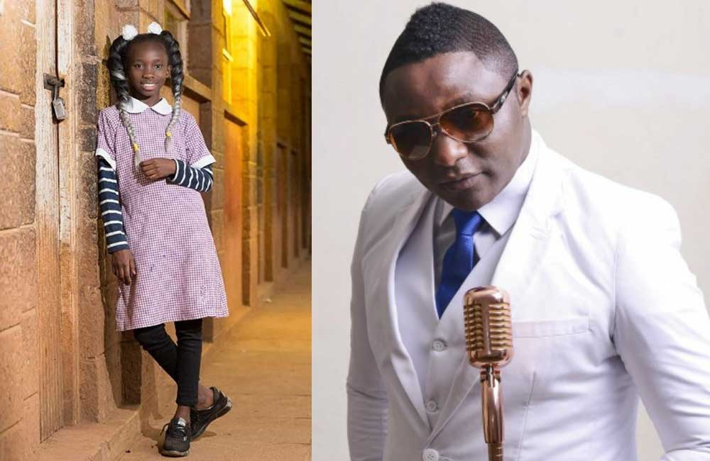 Gospel singer Pitson and singing sensation Amani G to release collabo