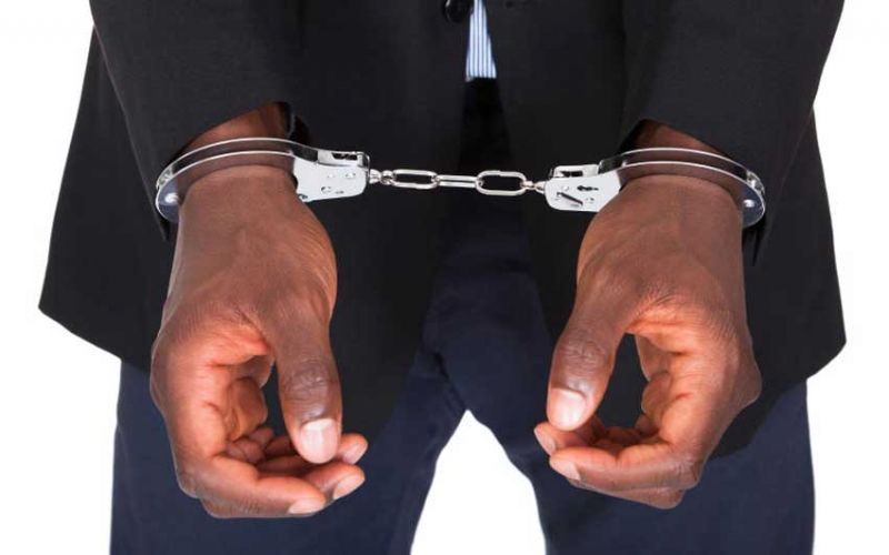 Head teacher arrested for using exam fees to clear expectant wife's bills