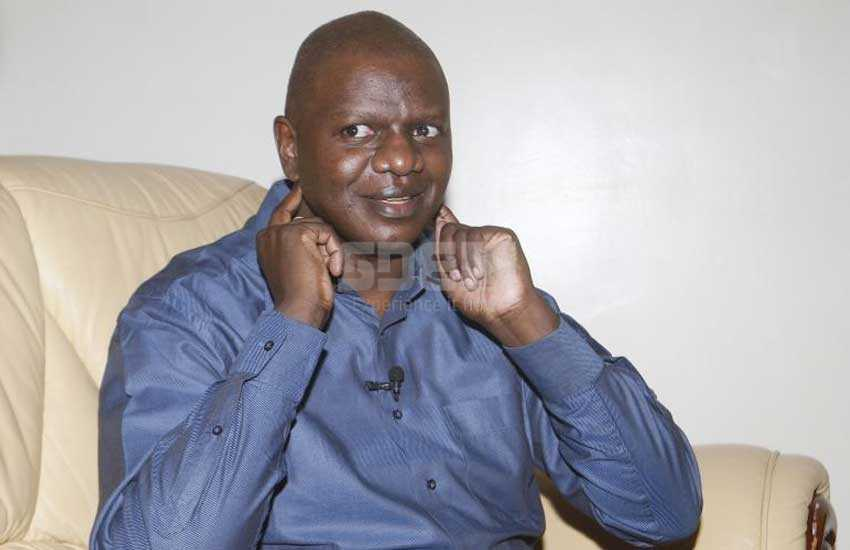 Local specialist offers to fix Louis Otieno's hearing