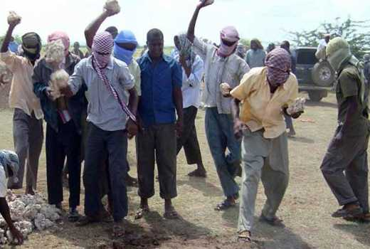 Horror as woman is stoned to death for having 11 husbands