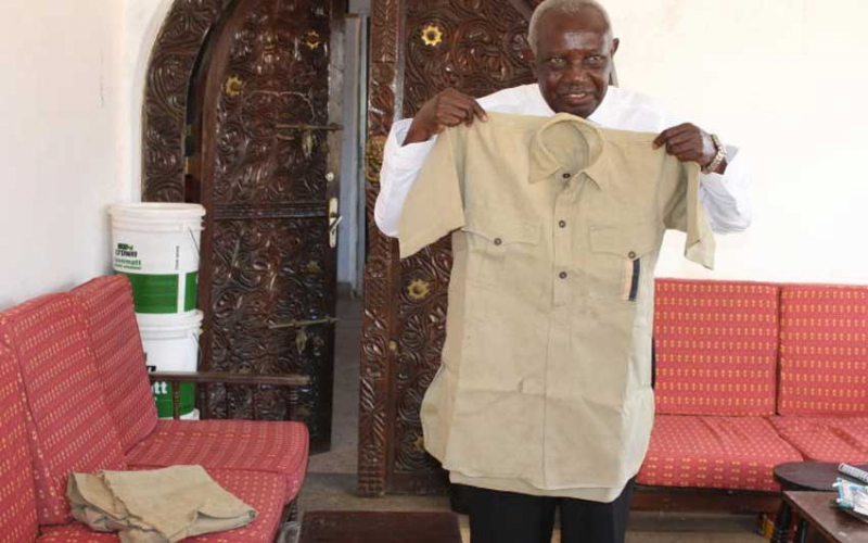 How curios made me rich: The story of billionaire James Kisia