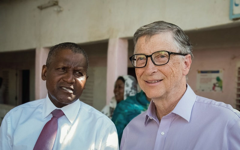 How I cemented my friendship with Aliko Dangote- Bill Gates reveals